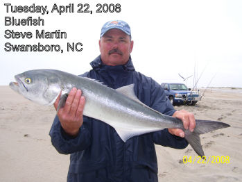 Tradewinds bait tackle ocracoke nc fishing report archive for Fishing report swansboro nc